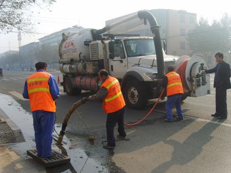苏州园区方洲路管道清洗、清洗下水道