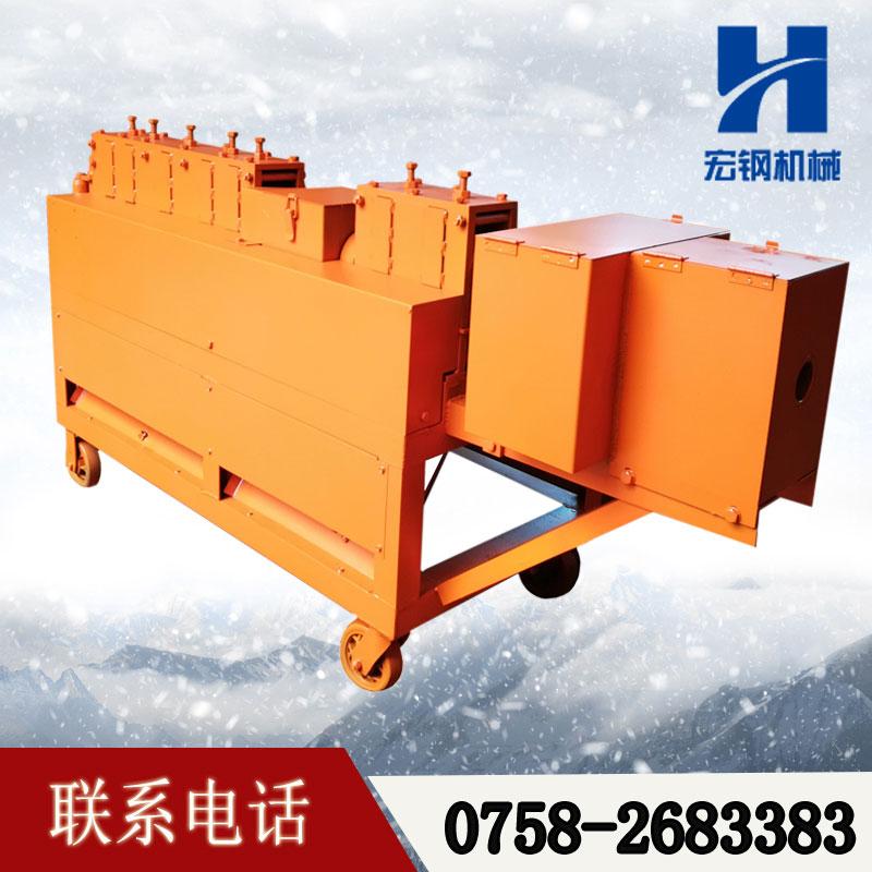 钢管调直机厂家选宏钢机械