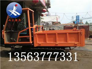 供应农用履带式拖拉机山地林地果园运输车小型搬运车