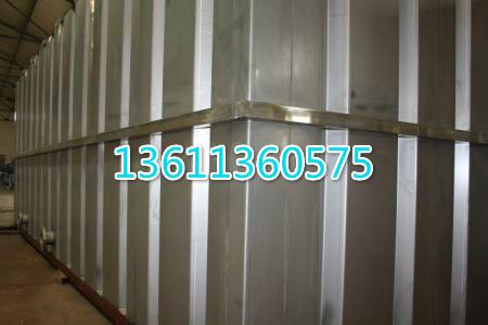 北京玻璃钢肋板水箱厂家