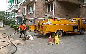 蘇州相城區望亭鎮化糞池清理(池內所有污物)