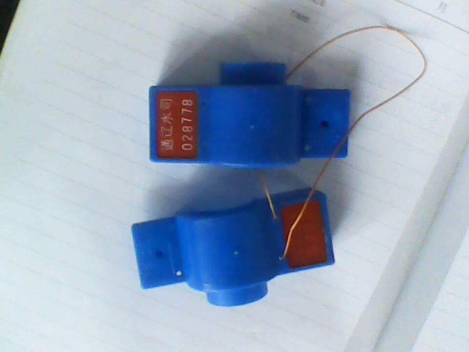 水表防盗卡扣水表塑料表封卡扣