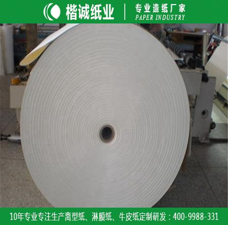 东莞卷筒淋膜纸楷诚包装淋膜纸供应商