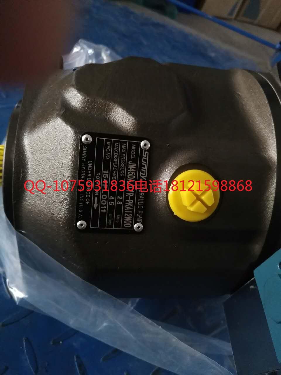 35v45a-86a22r美国sunny桑尼叶片泵、力士乐调速阀