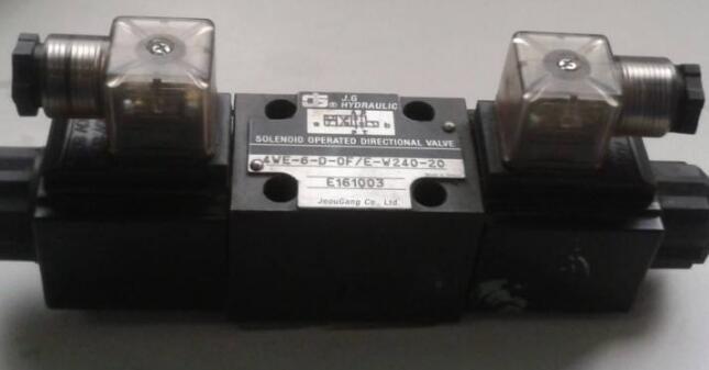 4we-6-eof/e-w220-20台湾厂家产品jgh久冈电磁阀