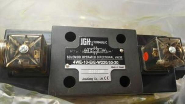 4we-6-fof/e-w220-20台湾jgh久冈电磁阀、台湾产品价格优势