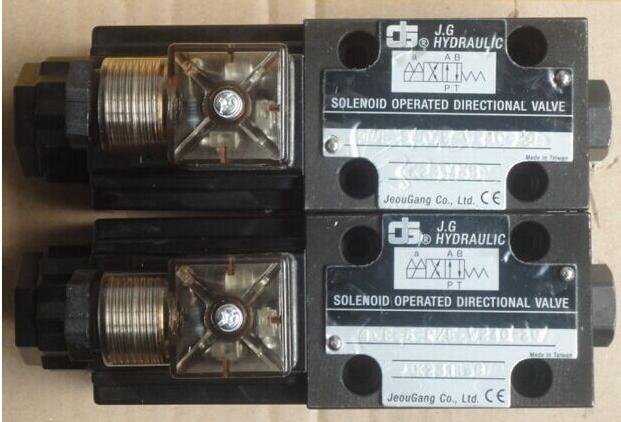 溢流阀4we-6-jof/e-w220-20台湾jgh久冈电磁阀