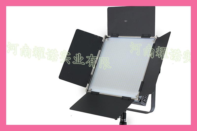 演播室专业led灯具影视平板灯数字柔光灯