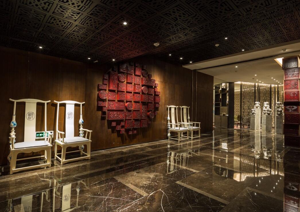 51a设计机构酒店装饰家具设计