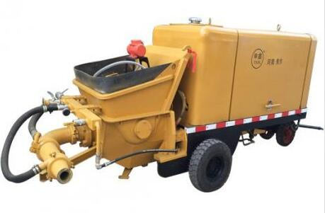 混凝土湿喷车湿喷混凝土操作要点