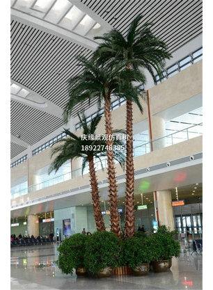 仿真棕榈树皮仿真棕榈树批发仿真棕榈树厂