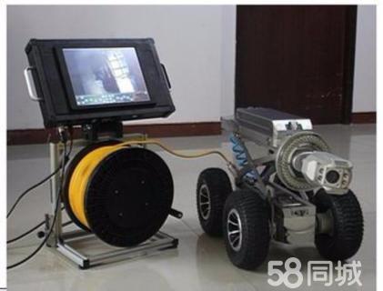 苏州吴中区木渎镇市政管道检测机器人检测