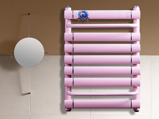 铜铝复合型卫生间专用卫浴散热器精装必备