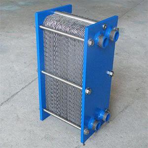 板式换热器的流程和性能曲线