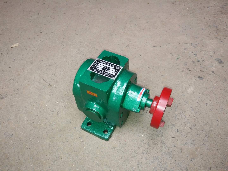 厂家供应铸铁渣油泵zyb煤焦油输送泵