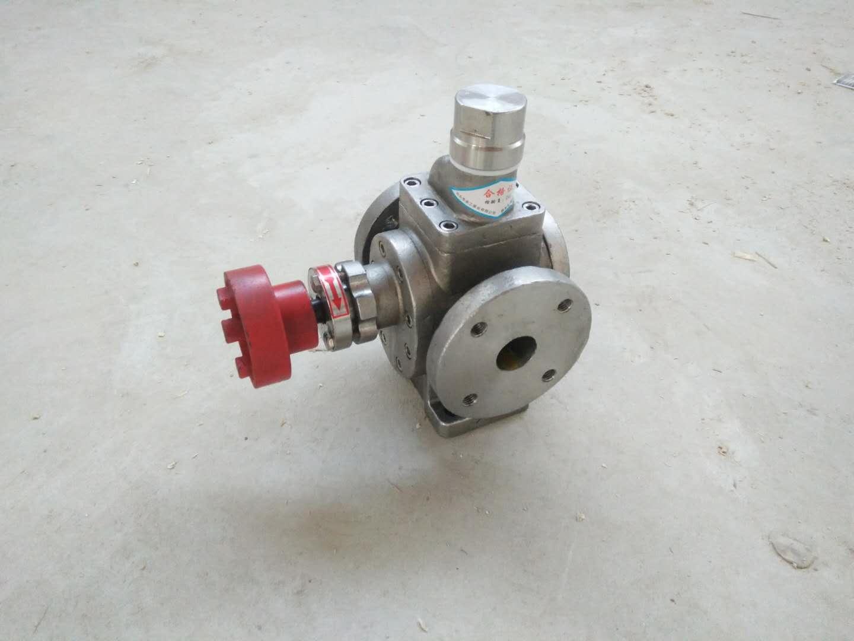 ycb圆弧齿轮泵增压泵余工泵业