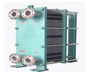 山东板式换热器的板片错位原因