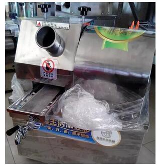 小型甘蔗榨汁机价格、甘蔗水果榨汁机图片