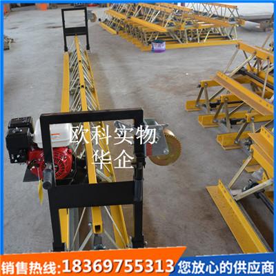 可拆卸框架式10米振动梁自由组装振动梁