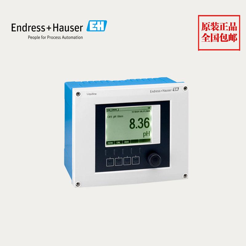 水分析变送器cm442-aam1a2f010a+ak德国e+h
