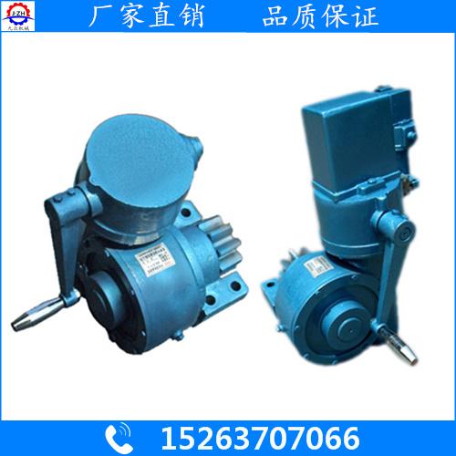 九众牌手动涡轮减速箱专业生产制造