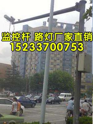 承德监控杆立杆3米4米5米学校工厂专用报价