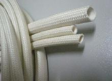 供應白色內膠外纖玻璃纖維套管