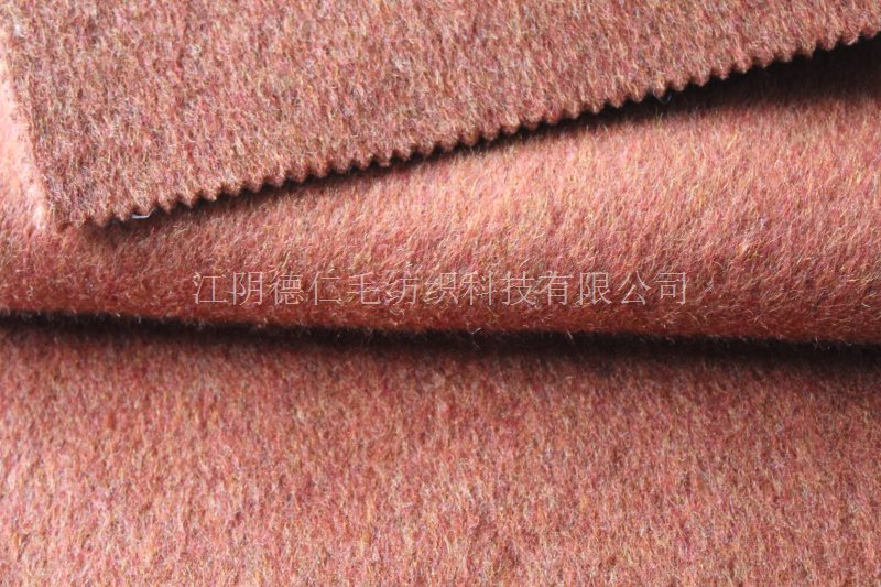 阿尔巴卡双面毛面料、江阴阿尔巴卡双面毛面料厂家