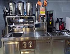 奶茶店开店所需设备有哪些、全套奶茶设备多少钱