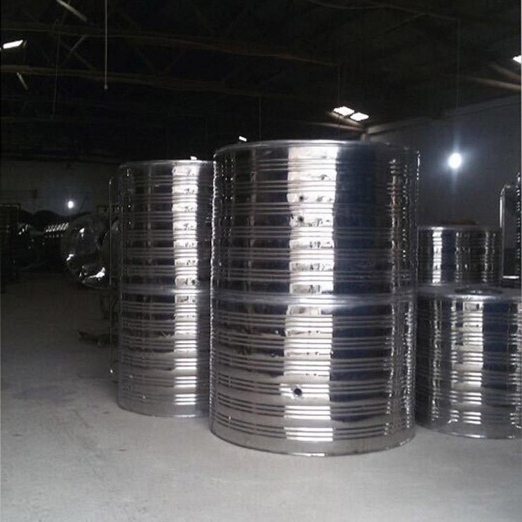 河北不锈钢圆柱形水箱厂家