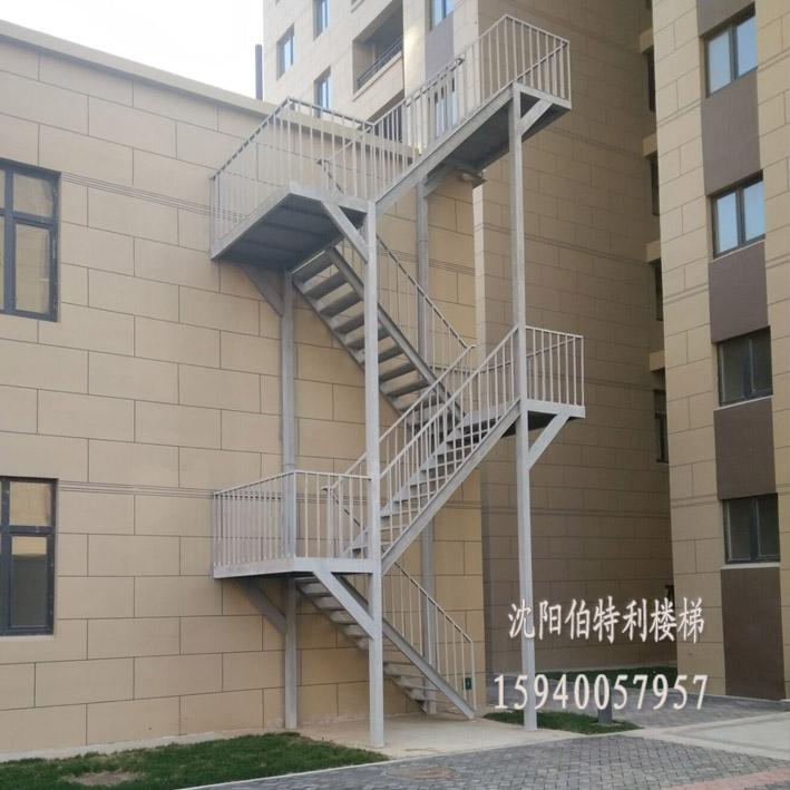 沈阳钢结构楼梯焊接