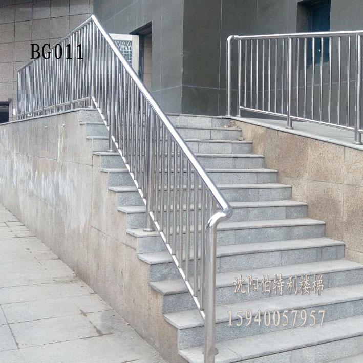 沈阳白钢楼梯扶手