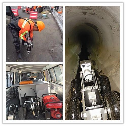 无锡惠山区排污管道检测雨污管道改造及管道修复技术