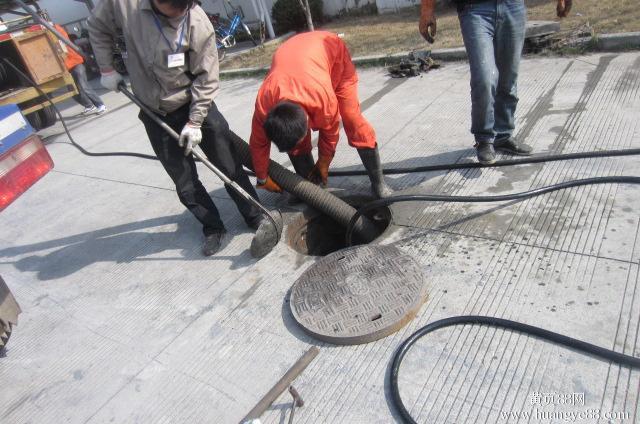 无锡惠山区污水管道养护市政管网疏通清洗