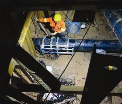 无锡惠山区管道安装改造及修复