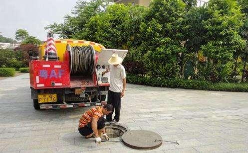 无锡惠山区管道清理淤泥管道漏水检测队伍