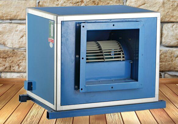 长期制造亚太公司消防强制3C产品HTFC型离心式消防排烟风机箱/用途:排烟