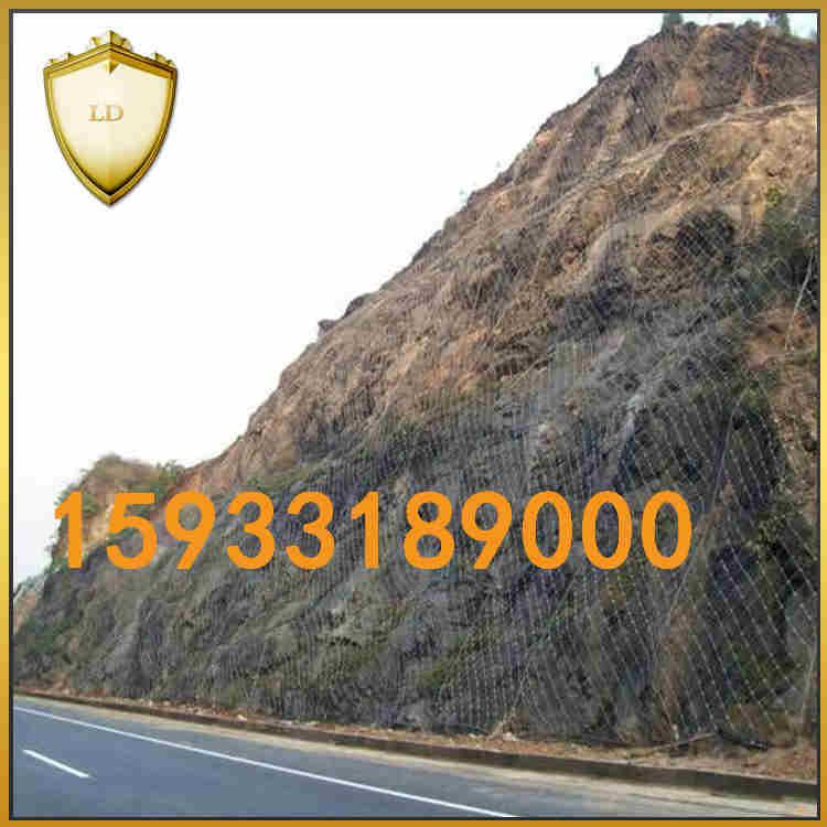 ger1主动防护网厂家边坡防护网