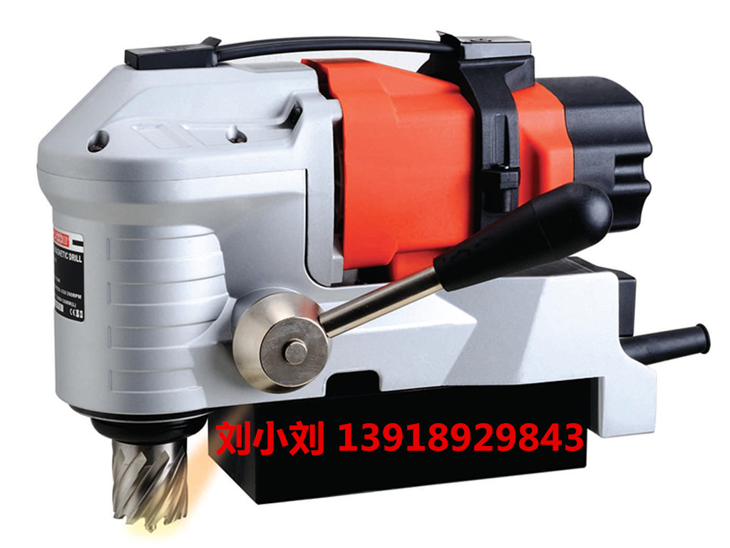 上海销售6寸高轻巧便携、切削力强卧式磁力钻pmd3530