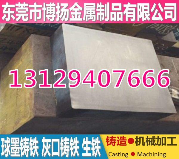 mqtmn6中錳球墨鑄鐵板