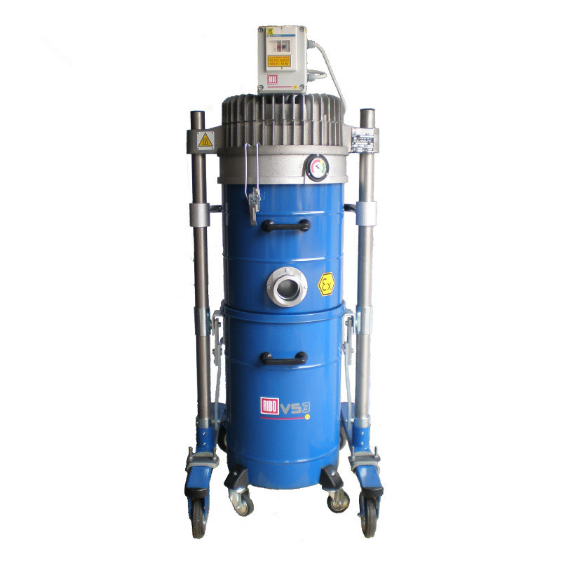 锐豹防爆吸尘器四川喷塑粉尘工业用吸尘器