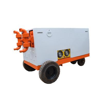 液压双液注浆泵安全操作注意事项
