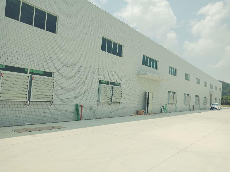 清远镀锌板外壳1380型排气扇清远养殖负压风机清远工业排气扇清远养鸡场用负压风机
