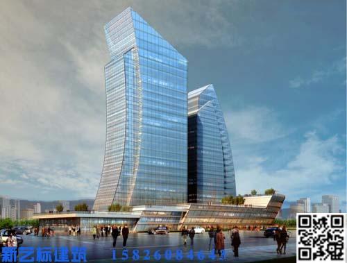 新艺标环艺艺术性建筑特色性建筑地标性建筑