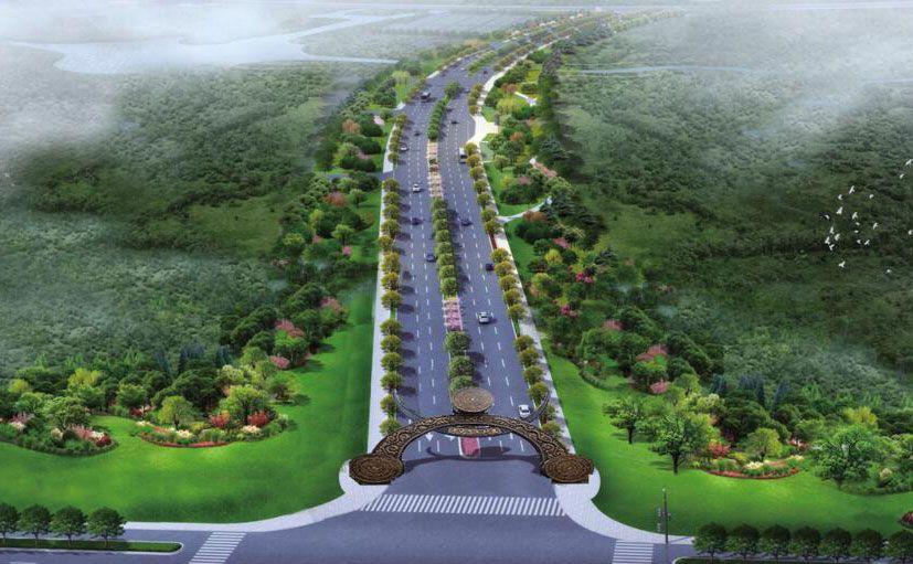 新艺标环艺乡村旅游规划生态园林规划休闲农庄规划