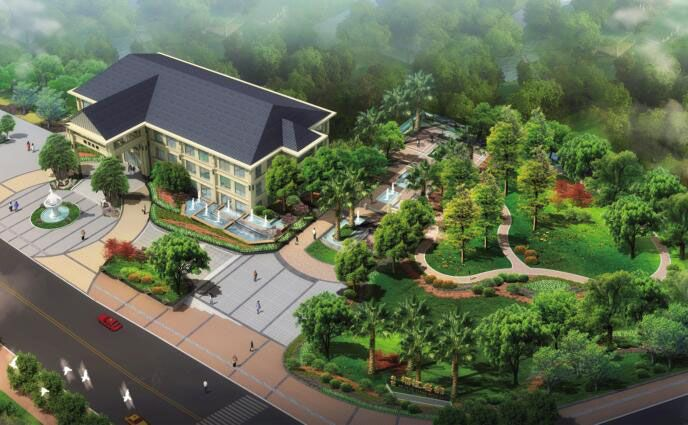新艺标环艺园林景观设计旅游景观设计艺术景观设计