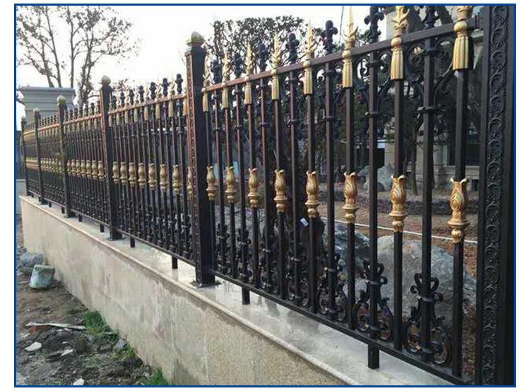 别墅进户护栏围栏