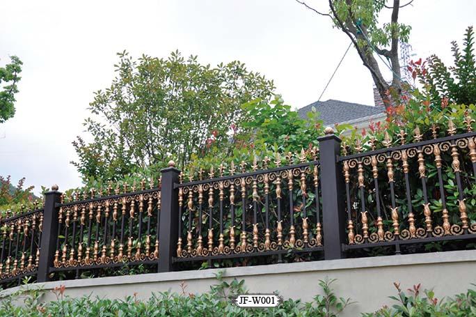 铝艺护栏围栏中高鍴