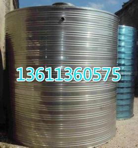 北京不锈钢圆柱形水箱销售基地