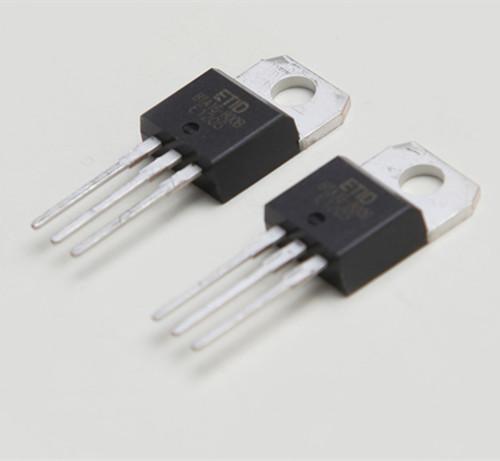 可控硅bta16-800b电子元器件